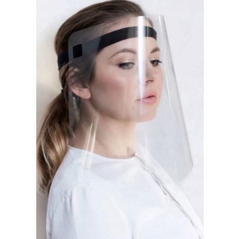 Pantalla facial protectora, OHS ajustable Nuevo
