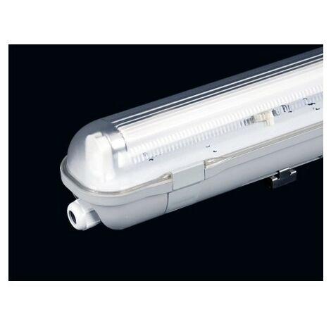Pantalla Iluminacion 1X58W Estanca Pvc Equipo Electronico