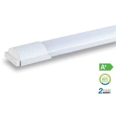 Pantalla LED Compacta Lineal 36W 120° 120cm Temperatura de color - 6000k Blanco frío