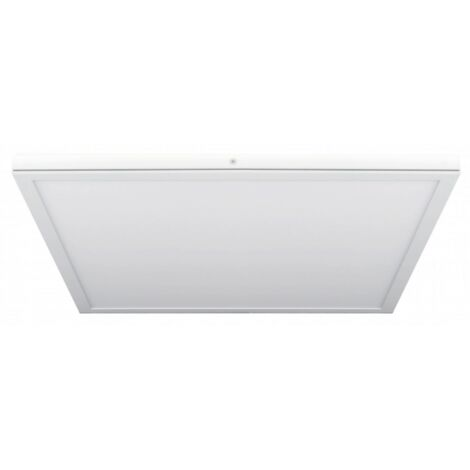 Pantalla LED superficie 48W 6400K 60x60