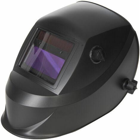 Pantalla o careta de soldar electronica automatica regulable tono 9-13