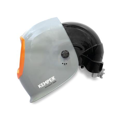 Pantalla para soldadura con protección fiable campo visual 70801660i