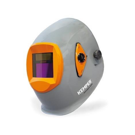 Pantalla para soldadura con protección fiable campo visual 74800660x K70801660x
