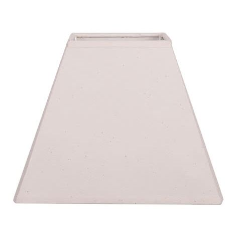 Pantalla Piramidal Lisa Dania E27 Beis 45d