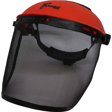 Pantalla Proteccion Facial Con Malla - Kawapower