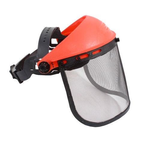 Pantalla protección facial red metalica Mader