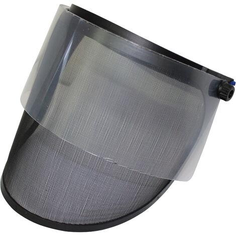 Pantalla Simple Proteccion Facial Con Malla - Kawapower