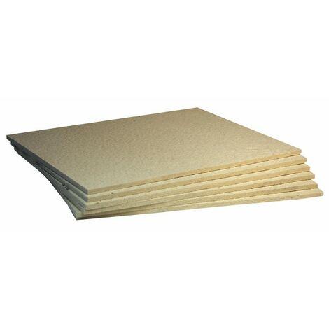 Pantalla térmica rigida - BOARD 607 (0,5m x 0,4m x 10mm) (X 6) - DIFF