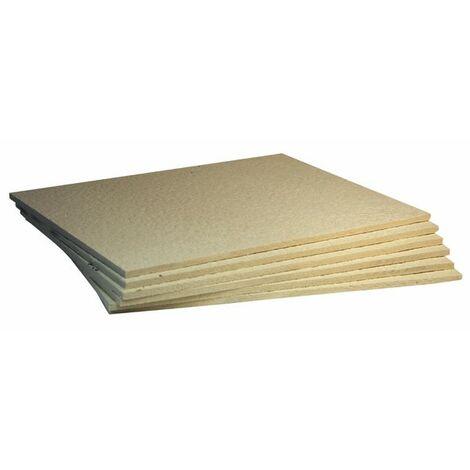 Pantalla térmica rigida - BOARD 607(0,5m x 0,4m x 13mm) (X 6)