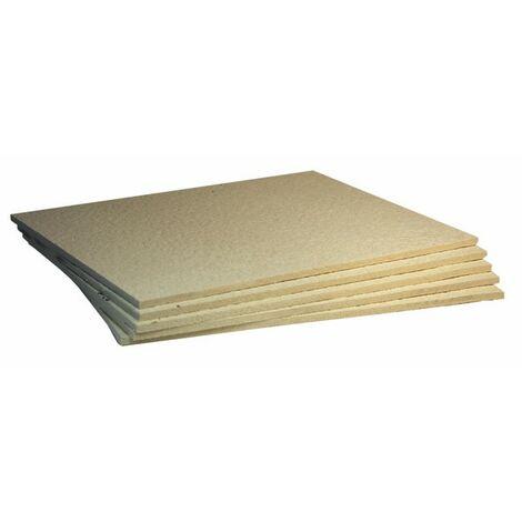 Pantalla térmica rigida - BOARD 607(0,5m x 0,4m x 25mm) (X 6) - DIFF