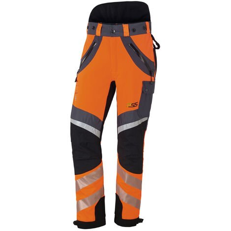 Pantalon anti-coupures X-treme Air HIVIS