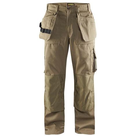 Pantalon artisan - 9900 Noir - Blaklader
