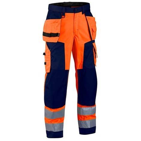 Pantalon Artisan haute visibilité - Blaklader - 15681811