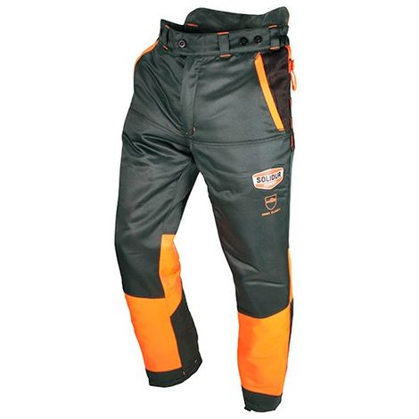 Pantalon AUTHENTIC Solidur Anti coupure Classe 1 Type A