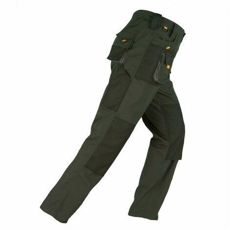 Pantalon avec renforcements SMART vert KAPRIOL - plusieurs modèles disponibles