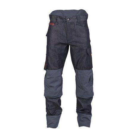 Pantalon Boréal Denim bleu Parade