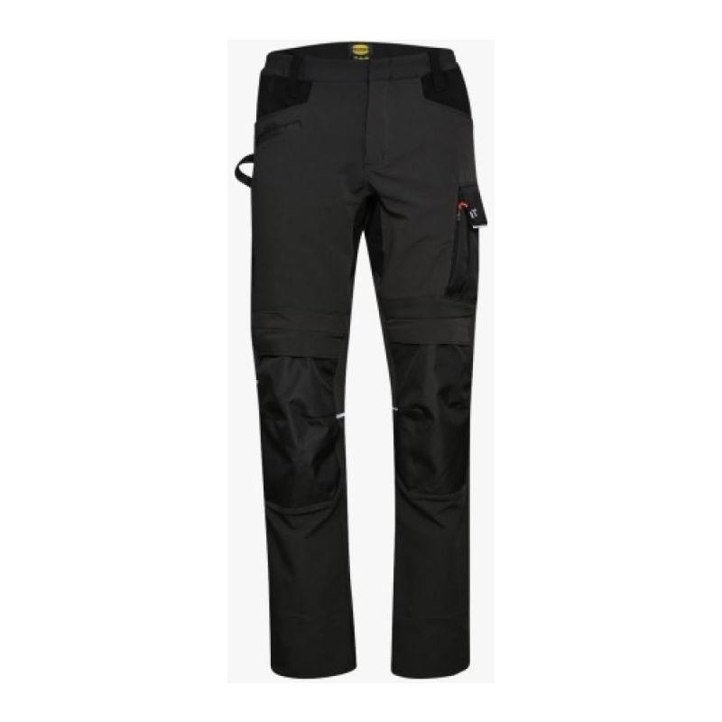 Pantalon Carbon stretch noir taille XXL