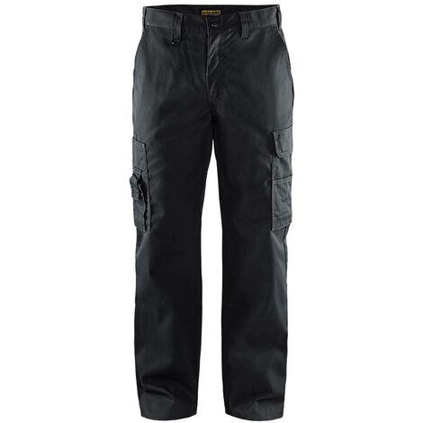 Pantalon cargo - 9900 Noir - Blaklader