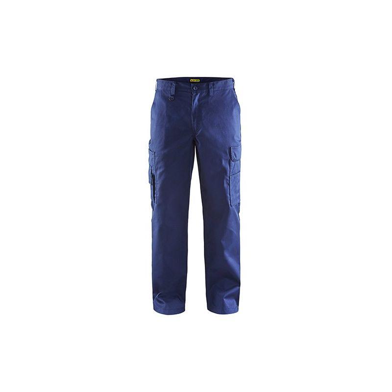 Pantalon cargo - 8900 Marine taille: 50L - couleur: Bleu marine - Blaklader