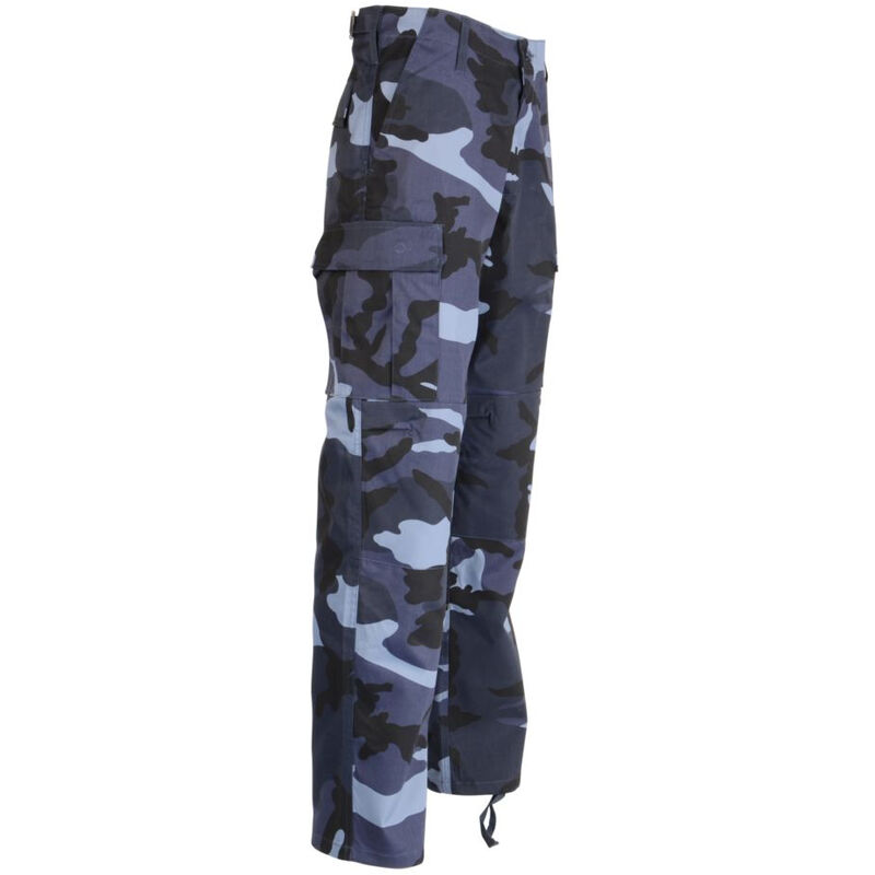 Pantalon CityGuard BDU CAMO Bleu 52