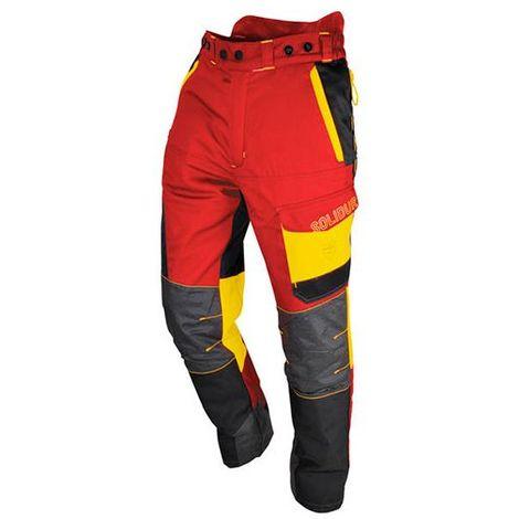 Protection Classe Tronconneuse Cordura Coolmax Comfy Type 5 A Spécial 1 Armortex Pantalon Guêtre Solidur Avec Copare Couches Kl1TFcJ