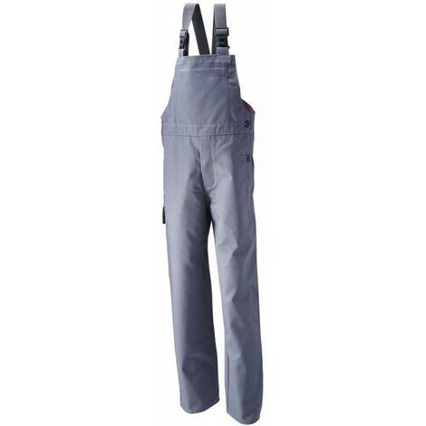 Pantalón con peto combinado para soldador T48