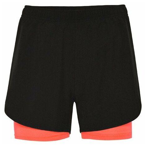 bastante agradable 04ad9 336be Pantalón corto deportivo para mujer LANUS PC6655