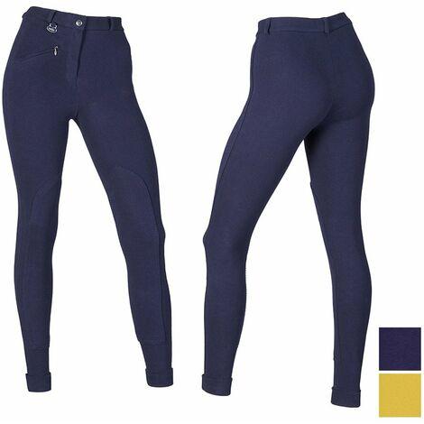Pantalon d'équitation féminin Jodhpur Winner en coton stretch Winner