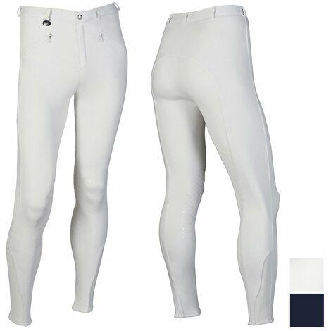 Pantalon d'équitation pour homme en coton avec poignée en silicone Winner