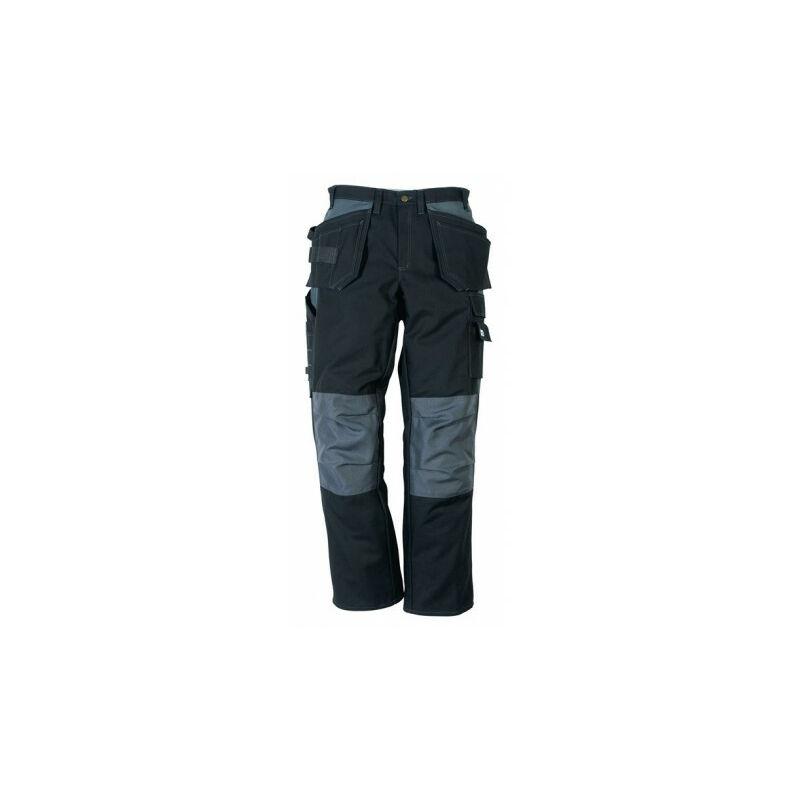 Pantalon d'artisan 288 PS25 taille C52 noir/gris - Kansas