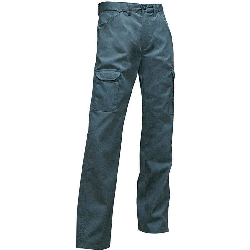 Pantalon de bricolage SCIE LMA Vert Foncé 60