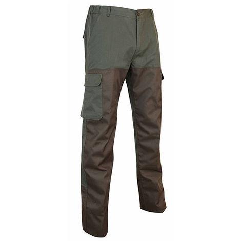 Pantalon de chasse roncier - MACREUSE - Kaki
