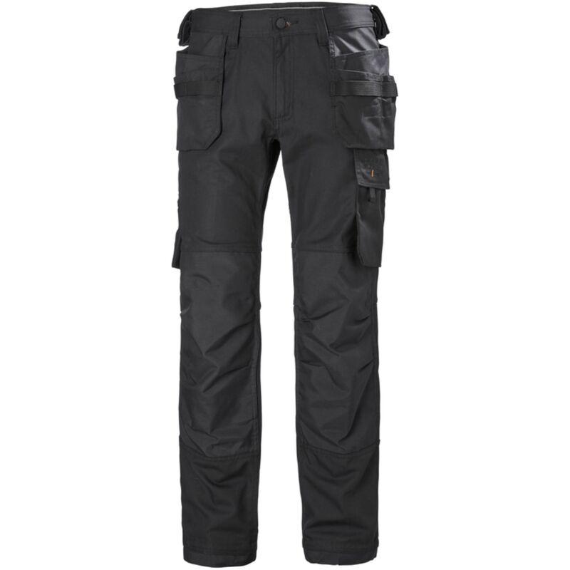 Pantalon de construction Helly Hansen OXFORD Noir 58