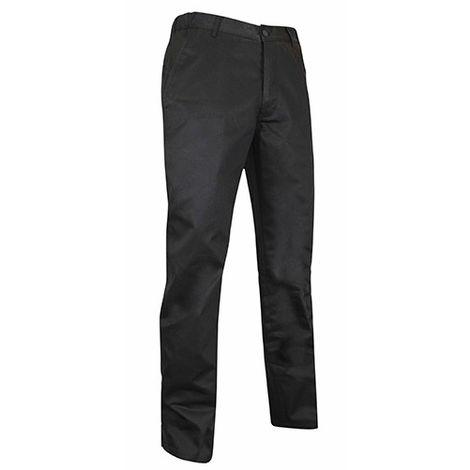 Pantalon de cuisine taille elastiquée - MARMITON - Noir