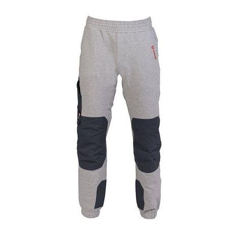 """main image of """"Pantalon de jogging renforcé gris - Belize - Parade"""""""