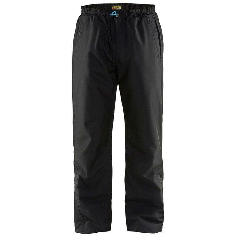 Pantalon de pluie Blaklader respirant coupe-vent Noir XL