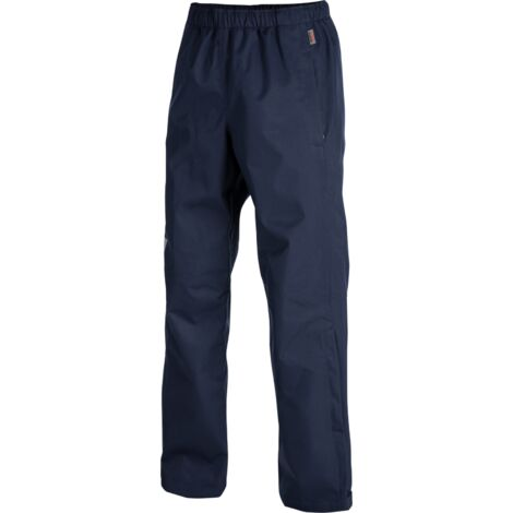 pantalon de pluie en 343 volans würth MODYF bleu