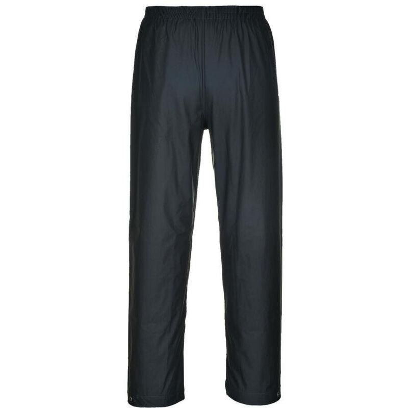 Pantalon de pluie étanche Portwest classique Sealtex Noir XL