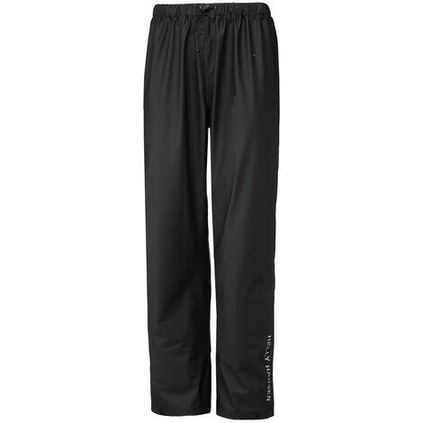 Pantalon de pluie Gent Helly Hansen Noir