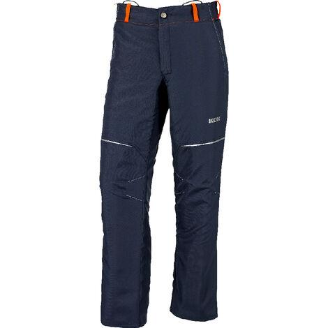 Pantalon de protection anti-coupures Vento 2.0 de KOX, bleu foncé