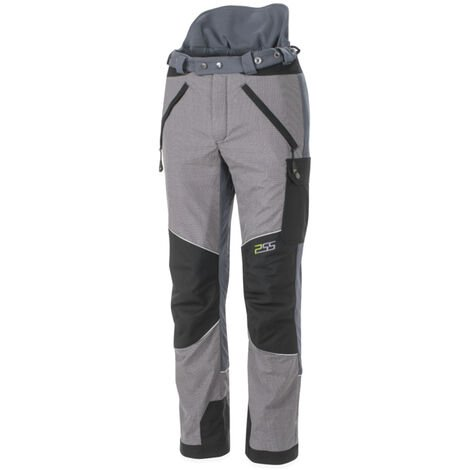 Pantalon de protection anti-coupures X-treme Vectran Gris/noir, Robuste