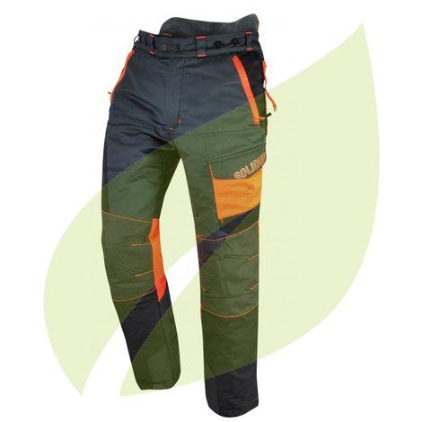Pantalon de protection paysagiste SOLIDUR taille 4XL 62/64
