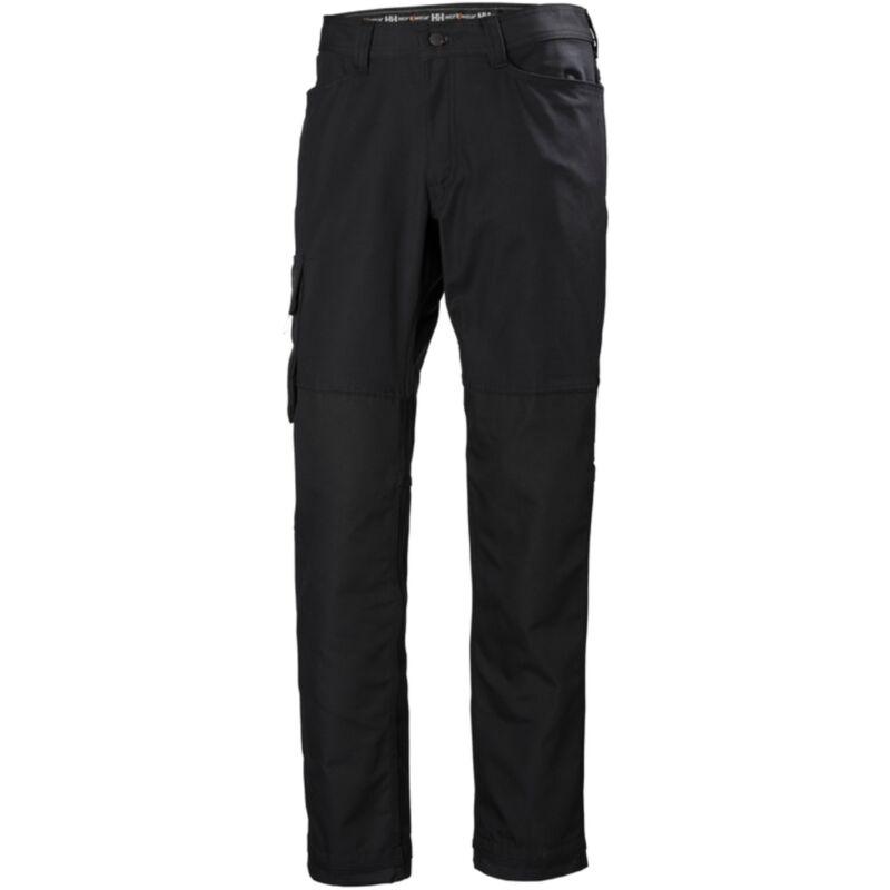 Pantalon de service Helly Hansen OXFORD Noir 58