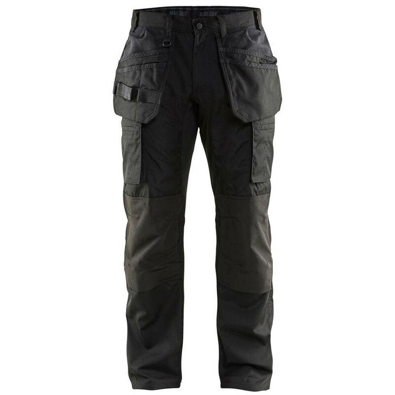 Pantalon de services Blaklader Stretch polycoton Noir 54