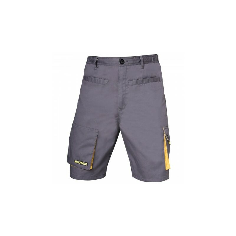 Marca SERIE-PRO Pantalon tergal talla 42-44 gris negro