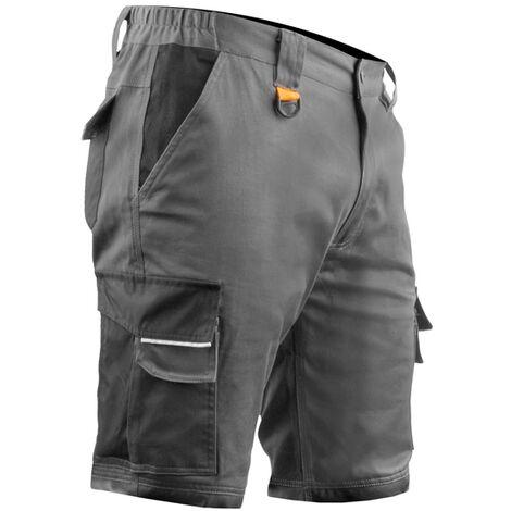 Pantalón de trabajo resistente corto strech -Disponible en varias versiones