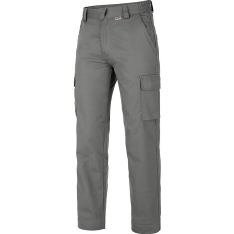 Pantalon de travail 100% coton Classic Würth MODYF gris