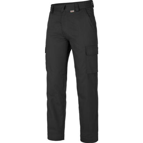 Pantalon de travail 100% coton Classic Würth MODYF noir