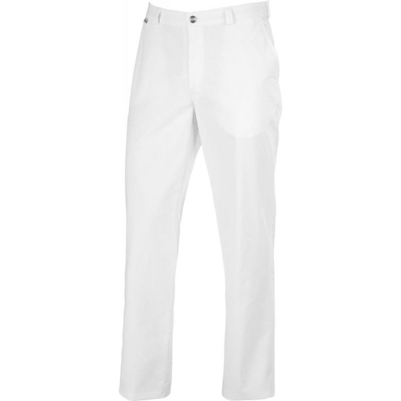 FP - Pantalon de travail 1368 686, Taille 50, Blanc