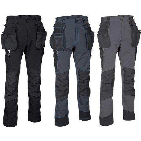 Pantalon de travail à poches multiples Cofra Laxbo